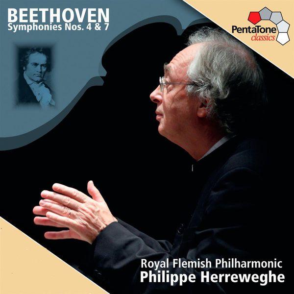 Philippe Herreweghe - Beethoven: Symphonies 4 & 7