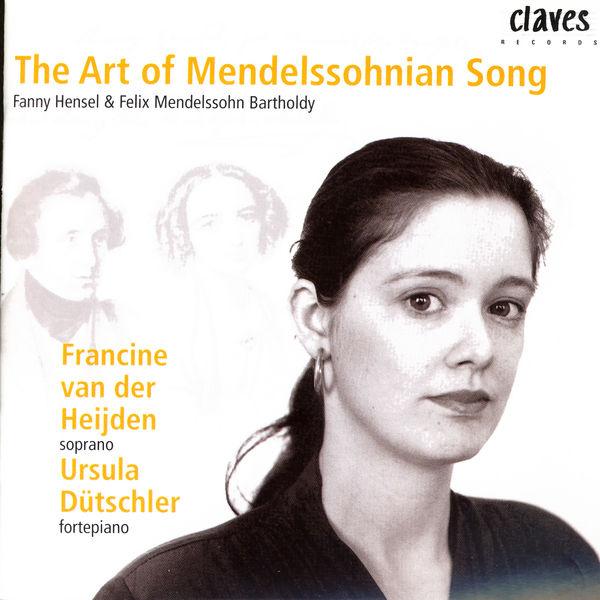 Francine van der Heijden - L'art de la mélodie