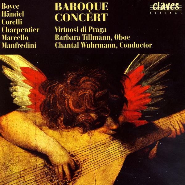 William Boyce - Baroque Concert