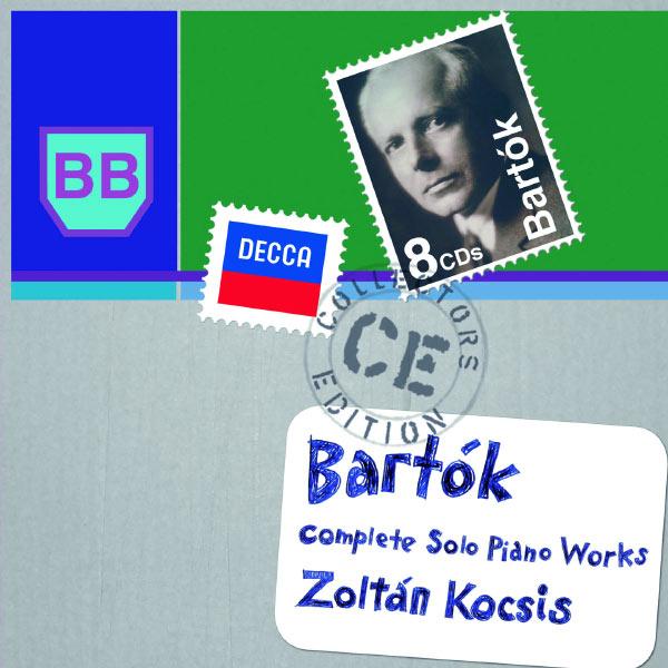 Zoltan Kocsis - Bartók: Complete Solo Piano Works