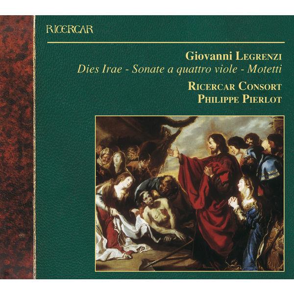Philippe Pierlot - Dies Irae - Sonate a quattro viole - Motetti