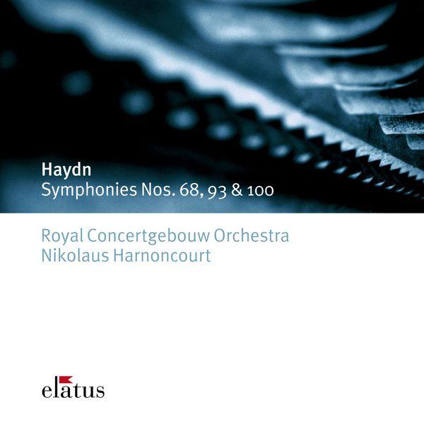 Nikolaus Harnoncourt - Haydn : Symphonies Nos 68, 93 & 100  -  Elatus