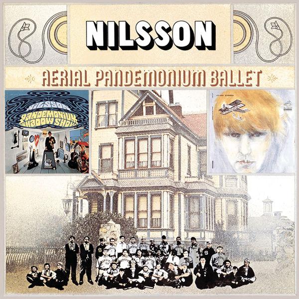 Harry Nilsson - Aerial Pandemonium Ballet
