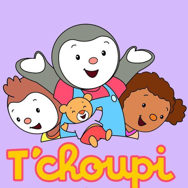 Album T'choupi (Générique et bande originale du dessin animé) by Tchoupi | Qobuz : téléchargez ...