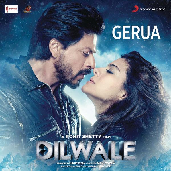 """Arijit Singh - Gerua (From """"Dilwale"""")"""