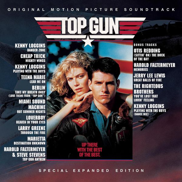 Various Artists - Top Gun - Motion Picture Soundtrack (Special Expanded Edition)