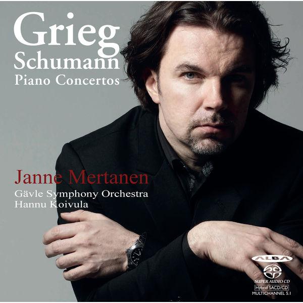 Janne Mertanen - Grieg & Schumann: Piano Concertos