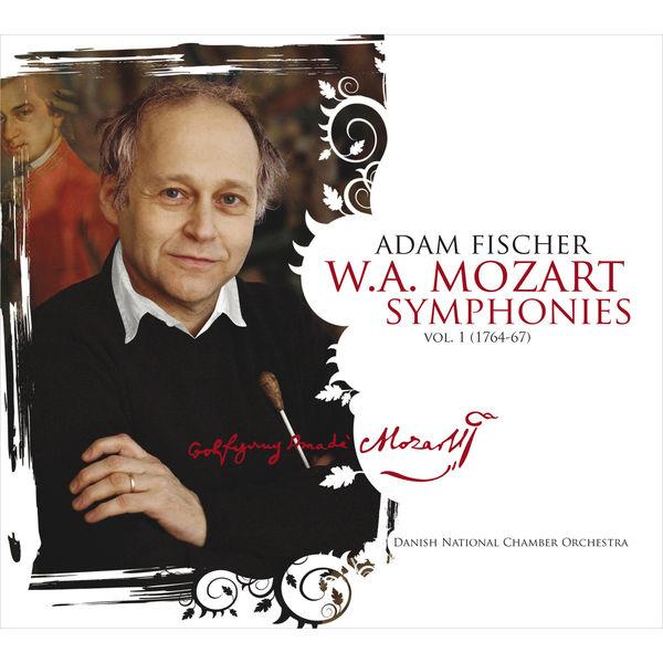 Danish National Chamber Orchestra - Mozart: Symphonies, Vol. 1