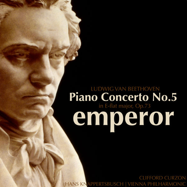 Clifford Curzon - Beethoven: Piano Concerto No.5 in E flat major, Op.73, Emperor