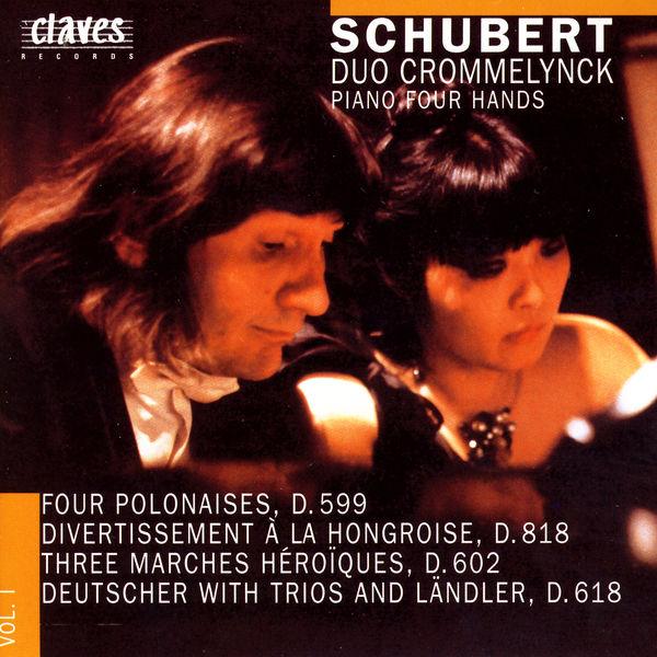 Franz Schubert - Franz Schubert: Works for Piano 4 Hands Vol. I