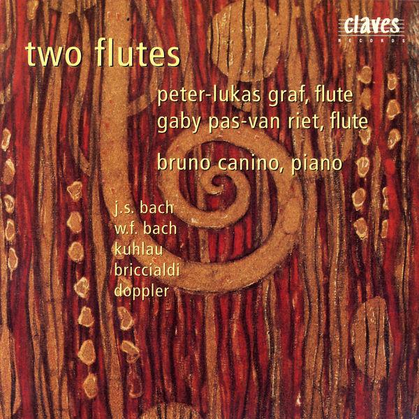 Peter-Lukas Graf - Flute Duos & Trios