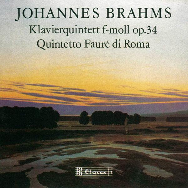 Johannes Brahms Brahms/ Piano Quintet Op. 34
