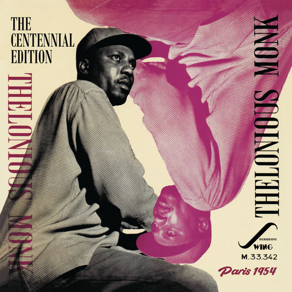 Thelonious Monk - The Centennial Edition - Paris 1954