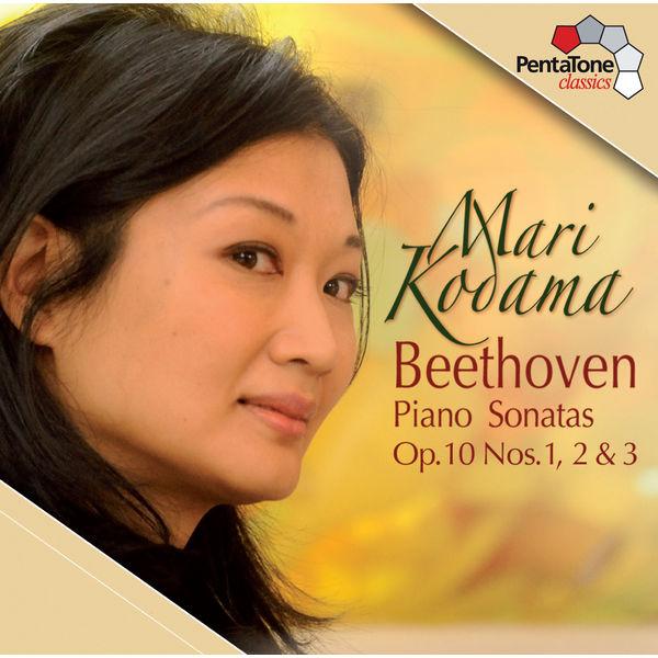 Mari Kodama - Beethoven: Piano Sonatas Nos. 5-7