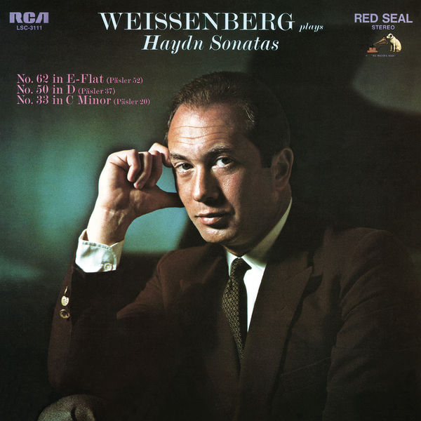 Alexis Weissenberg - Weissenberg Plays Haydn Sonatas