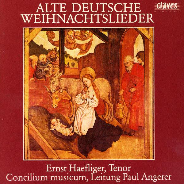 Ernst Haefliger - Alte Deutsche Weihnachtslieder