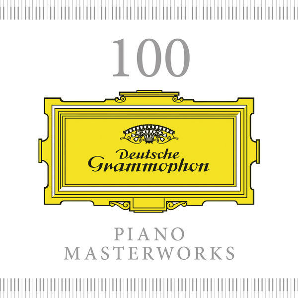 Various Artists - 100 Piano Masterworks