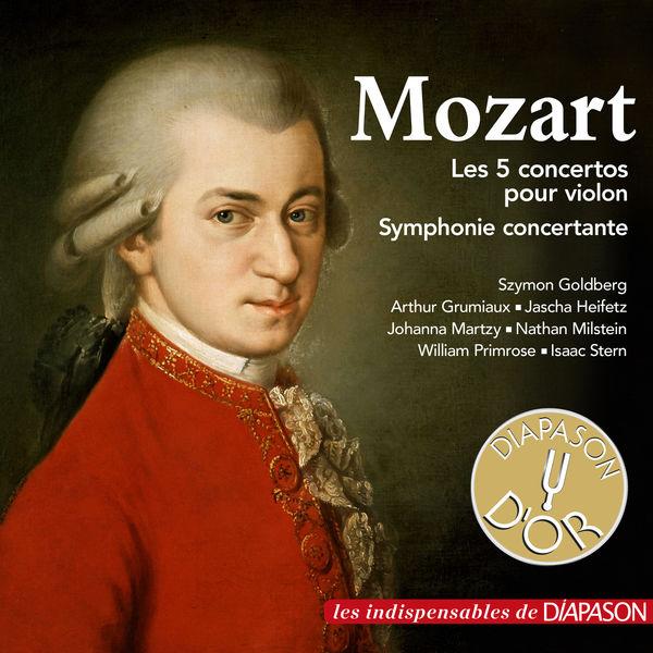 Arthur Grumiaux - Mozart: Concertos pour violon, Symphonie concertante