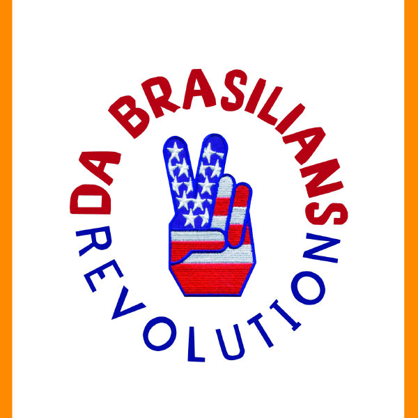 Da Brasilians - Revolution - EP