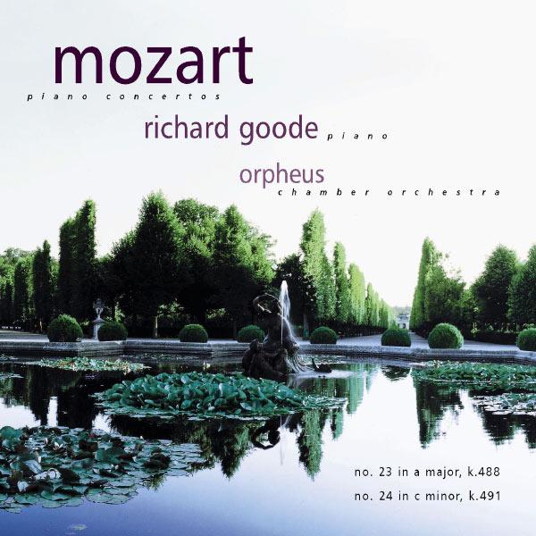 Richard Goode - Mozart Concertos No. 23 In A Major, K.488 And No. 24 In C Minor, K. 491