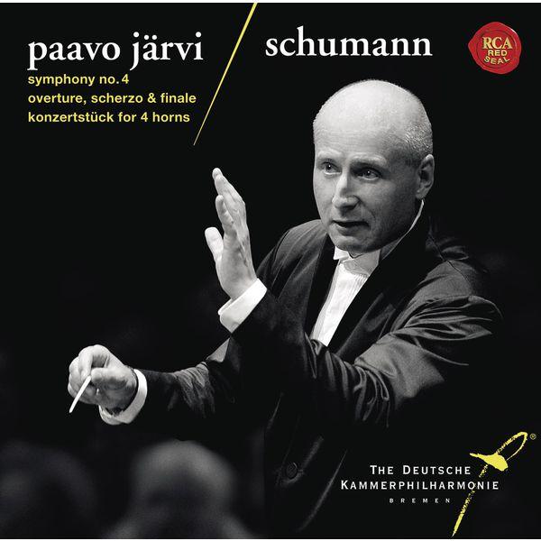 Paavo Järvi - Schumann : Symphony No.4, Overture, Scherzo & Finale...