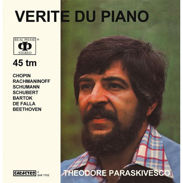 Théodore Paraskivesco - Verite du Piano