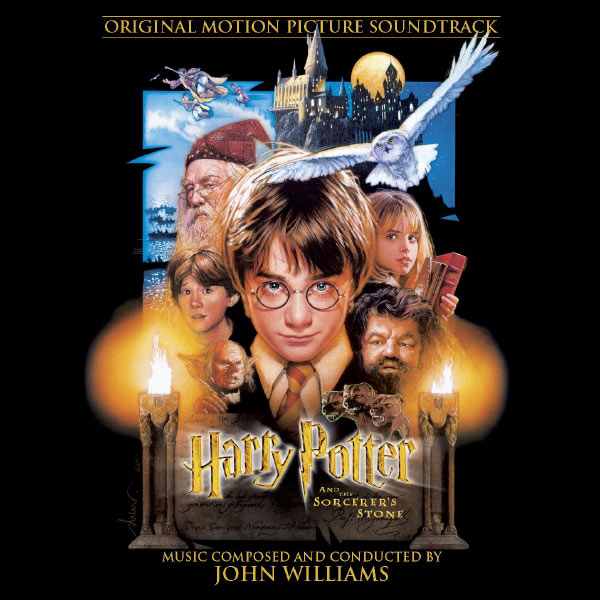 John Williams - Harry Potter And The Sorcerer's Stone (2001) / Original Motion Picture Soundtrack