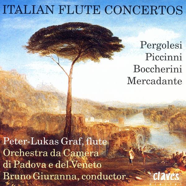Peter-Lukas Graf - Italian Flute Concertos