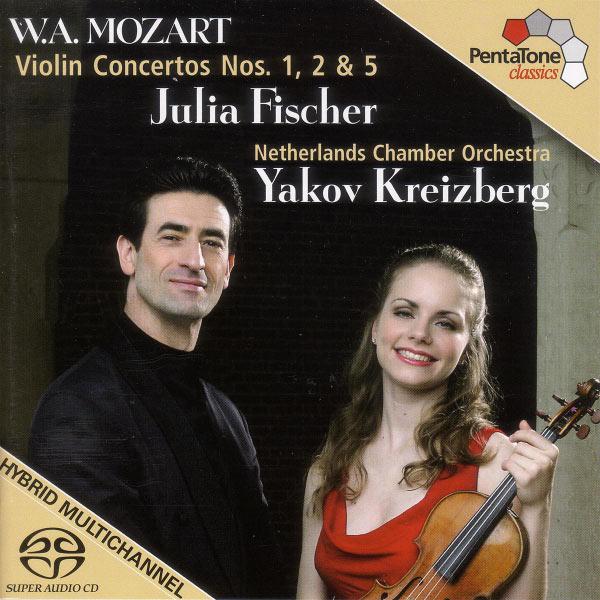 Netherlands Chamber Orchestra - Mozart: Violin Concertos Nos. 1, 2 and 5