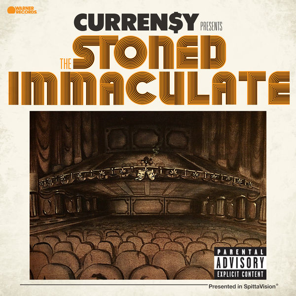 Curren$y - The Stoned Immaculate (Deluxe Version)