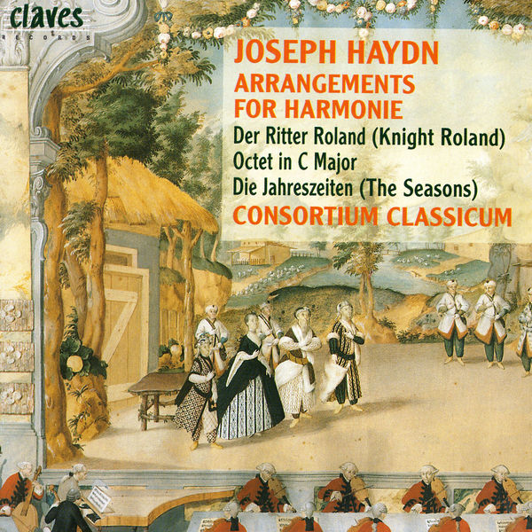 Joseph Haydn - J. Haydn: Arrangements for Harmonie