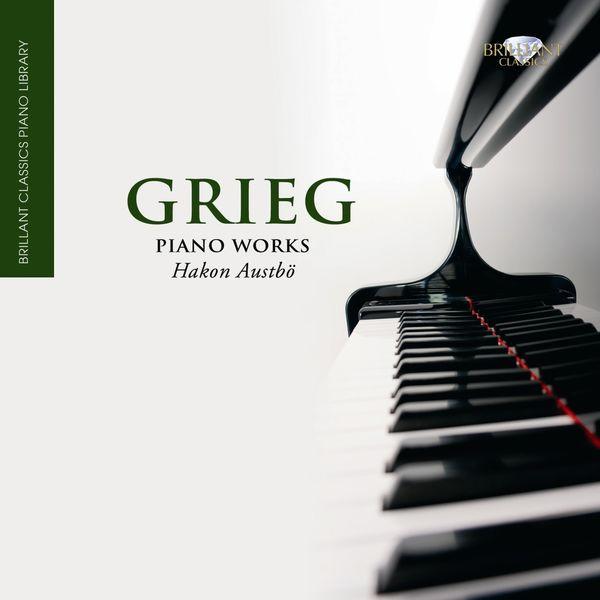 Hakon Austbo - Œuvres pour piano