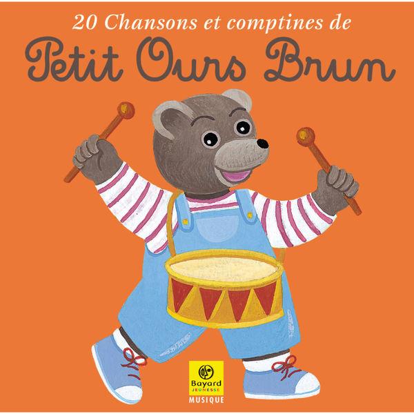 petit ours brun 20 chansons et comptines de petit ours brun vol1 - Petit Ours Brun Telecharger