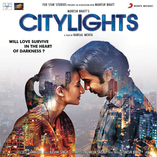 Jeet Gannguli - Citylights (Original Motion Picture Soundtrack)