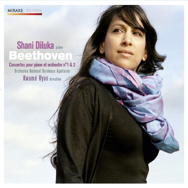 Shani Diluka - Ludwig van Beethoven : Concerto pour piano et orchestre n°1 & 2