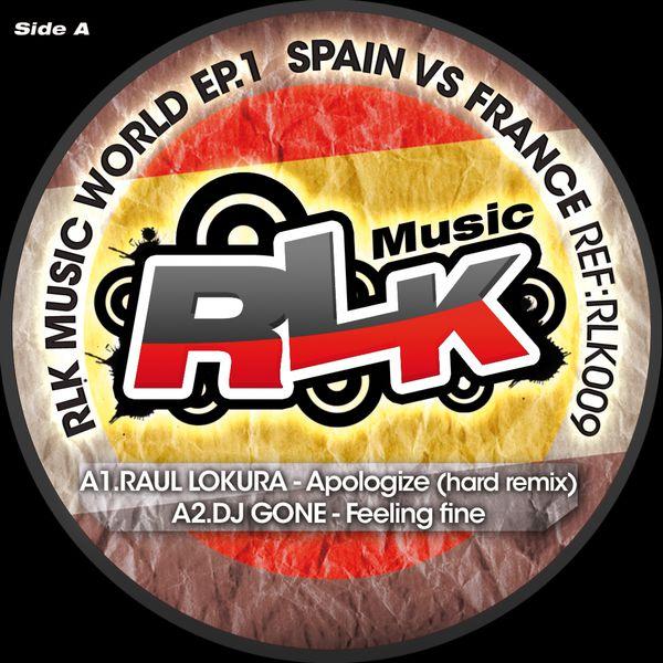 Various Rlk Music World EP 1 Spain Vs France