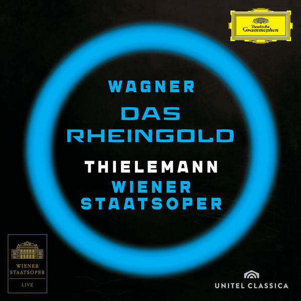 Wiener Staatsoper - Richard Wagner : Das Rheingold (L'Or du Rhin)