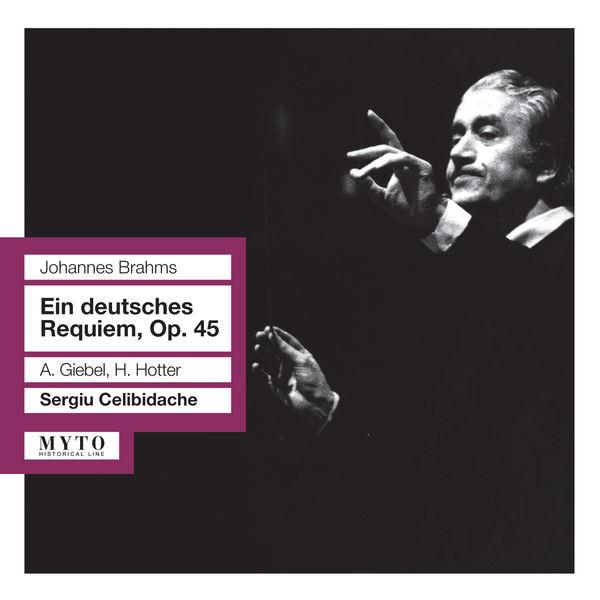 Sergiù Celibidache - Ein deutsches Requiem, op. 45