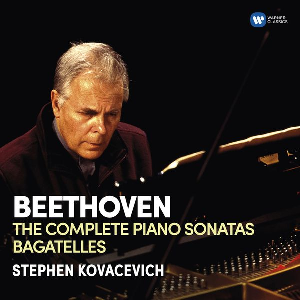Stephen Kovacevich - Beethoven: Complete Piano Sonatas