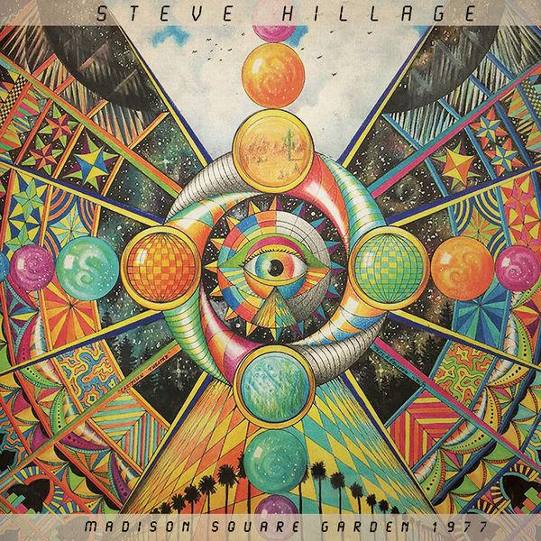 Steve Hillage - Madison Square Garden 1977 (Live)