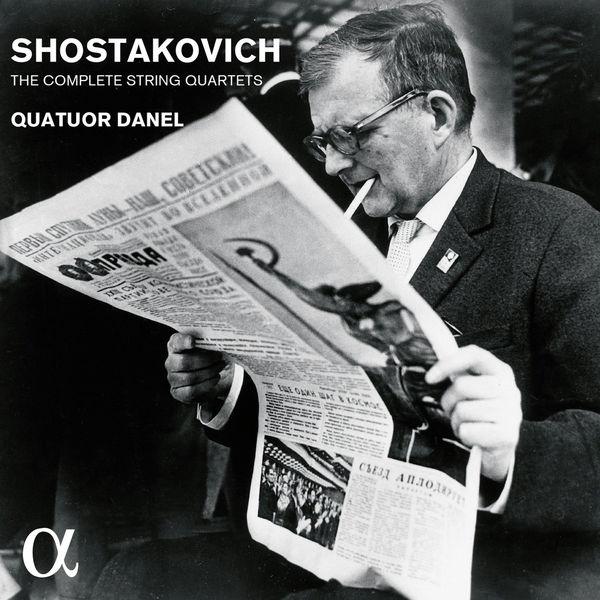 Quatuor Danel - Shostakovich: The Complete String Quartets
