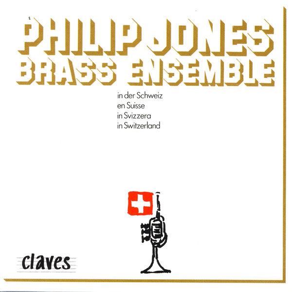 Elgar Howarth - Philip Jones Brass Ensemble In Switzerland
