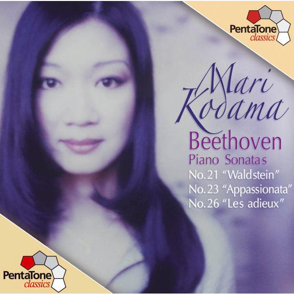 Mari Kodama - Sonates pour piano n°21, 23 & 26