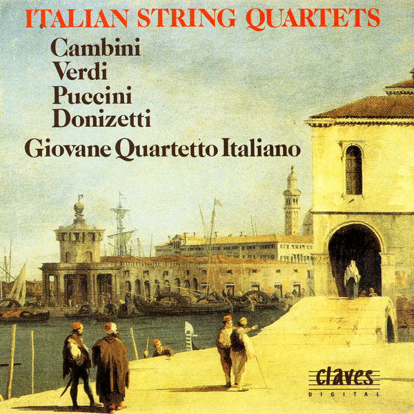 Gaetano Donizetti - Italian String Quartets