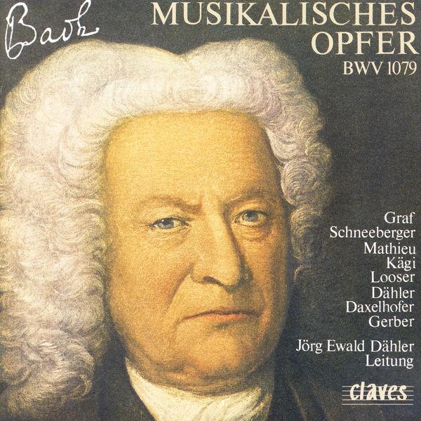 Johann Sebastian Bach - L'Offrande Musicale, BWV 1079