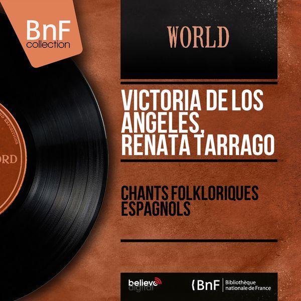 Victoria de los Angeles - Chants folkloriques espagnols (Mono version)