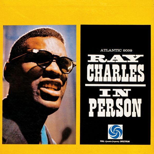 Ray Charles - In Person (Edition Studio Masters)