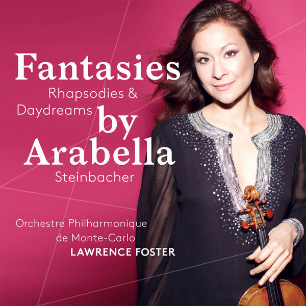 Arabella - Fantasies, Rhapsodies & Daydreams