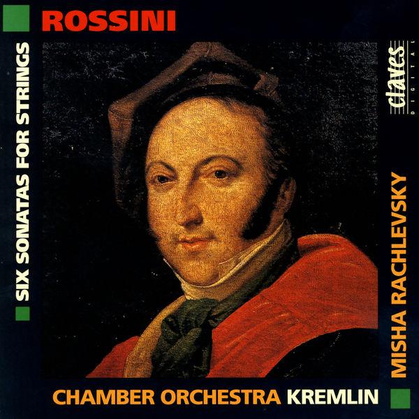 Gioachino Rossini - Rossini: Six Sonatas for Strings