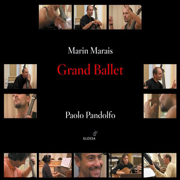 Paolo Pandolfo - Marais, M.: Pieces De Viole - Suites in A Minor / G Major / D Minor